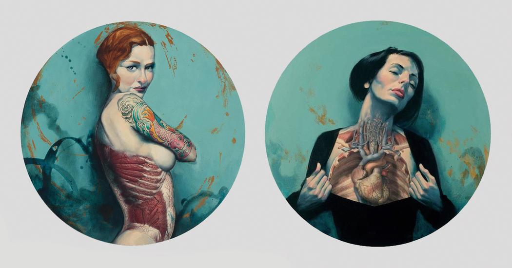 Vanessa Ruiz The Spellbinding Art Of Human Anatomy Ted Talk