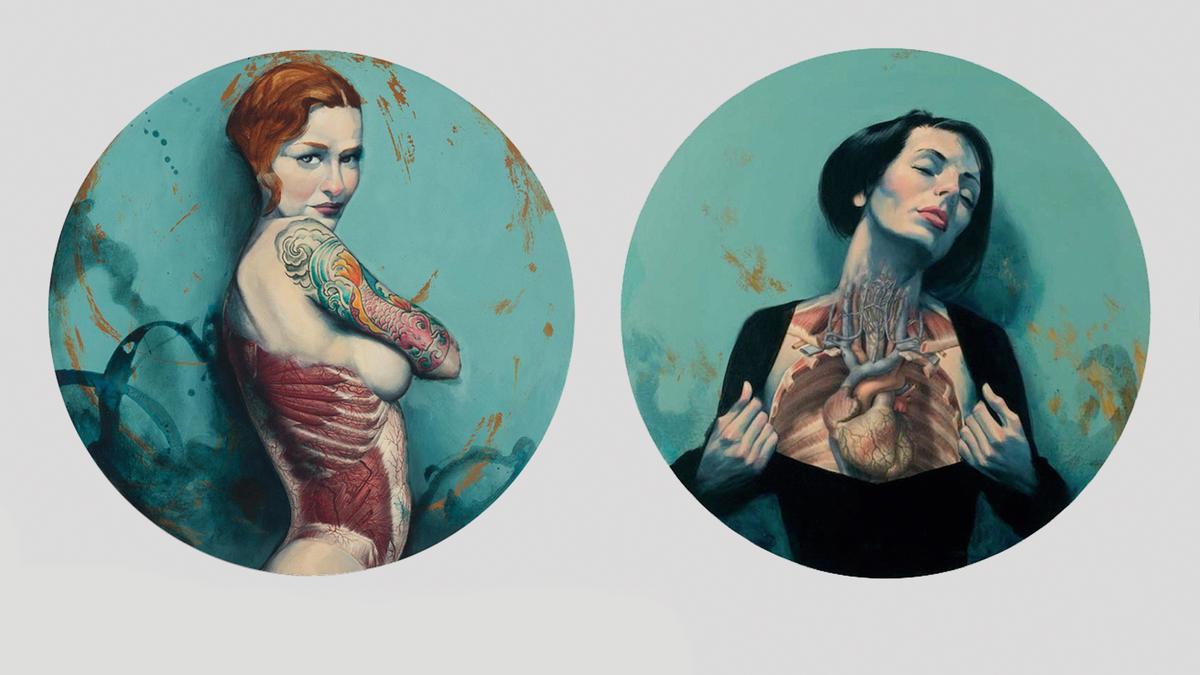 Vanessa Ruiz: El fascinante arte de la anatomía humana   TED Talk
