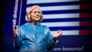 エリザベス・ブラックバーン決して年を取らない細胞についての科学