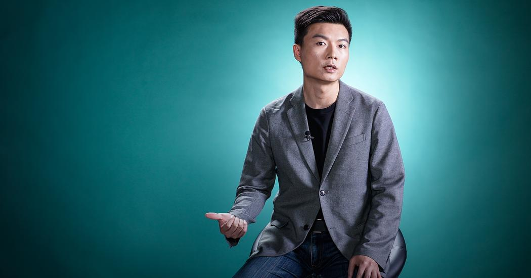 Chen Qiufan: A Sci-Fi Vision of Life in 2041