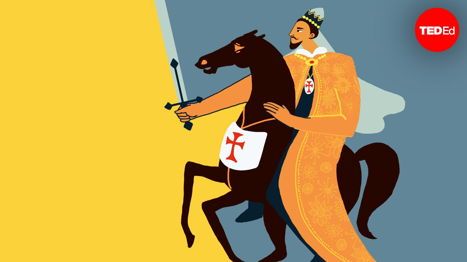 The imaginary king who changed the real world | Matteo Salvadore