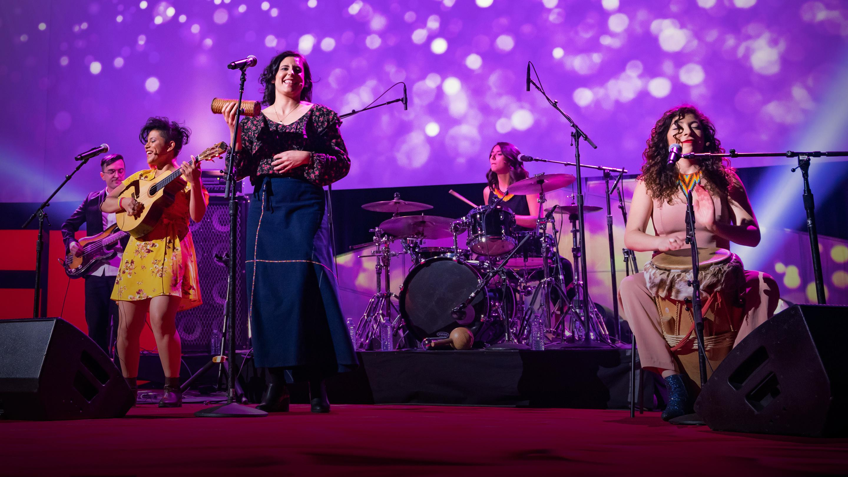 How music crosses cultures and empowers communities    LADAMA