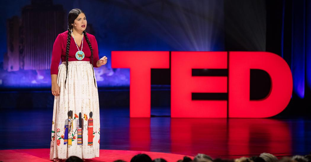 TED Talks The Standing Rock resistance and our fight for indigenous rights cover