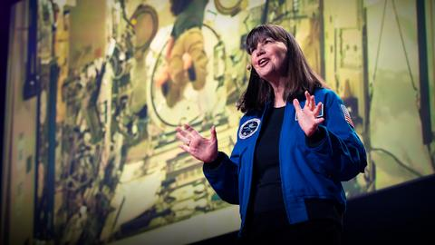 What it's like to live on the International Space Station | Cady Coleman