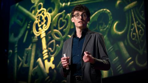 A new type of medicine, custom-made with tiny proteins   Christopher Bahl