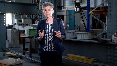 A concrete idea to reduce carbon emissions   Karen Scrivener