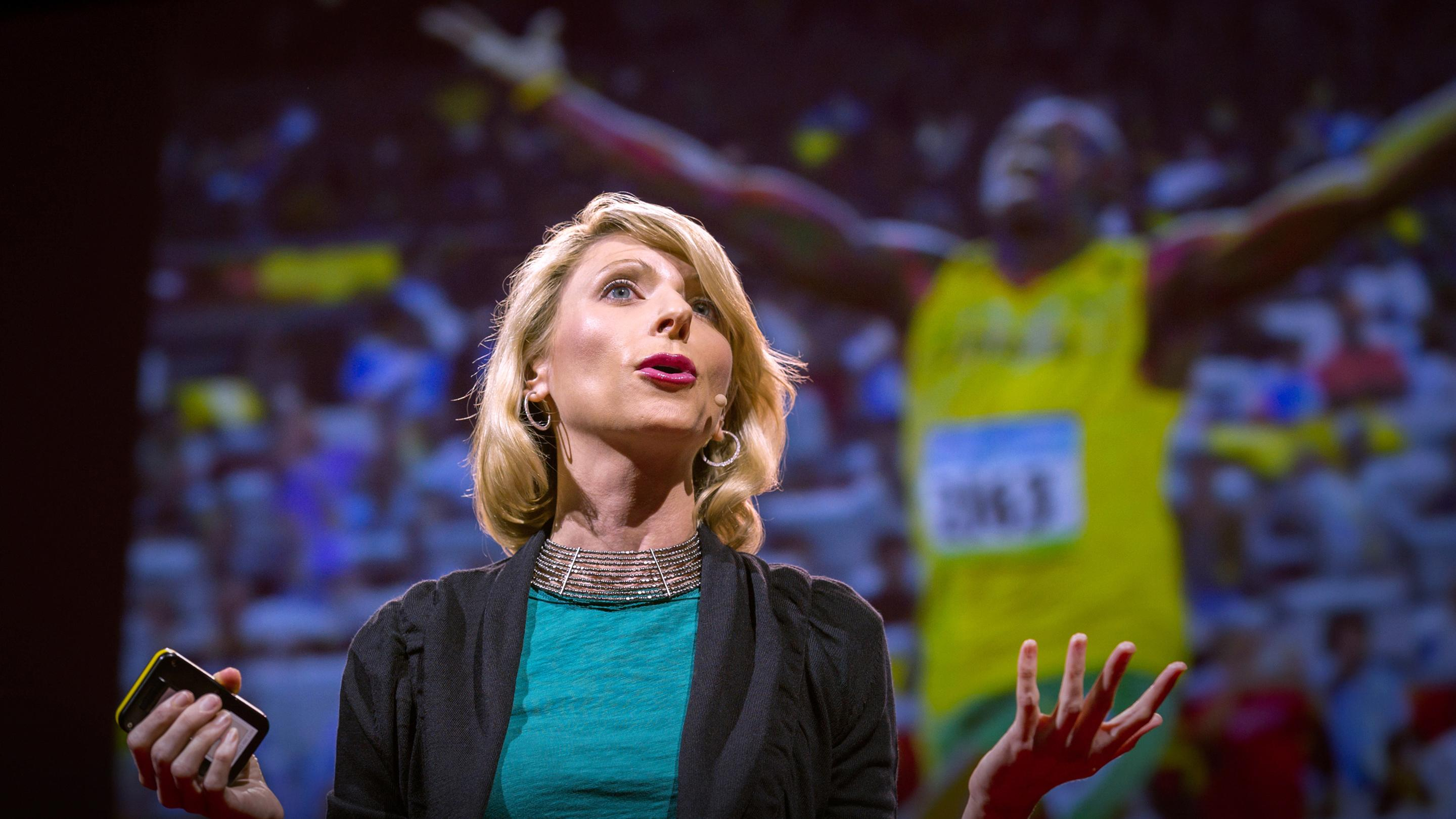 Amy Cuddy Your body language may shape who you are