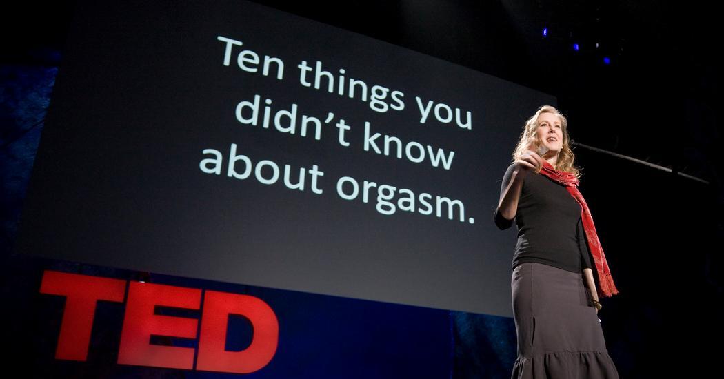 ماري روش عشرة أشياء لا تعلموها عن الرعشة الجنسية Ted Talk