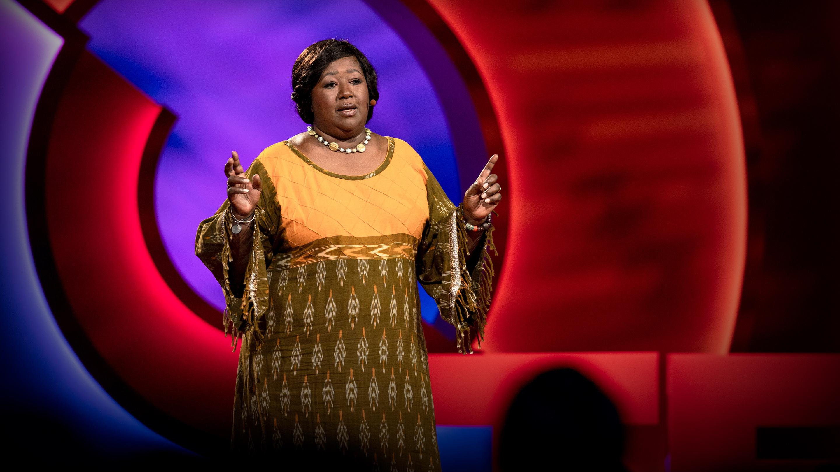 How women are revolutionizing Rwanda | Agnes Binagwaho