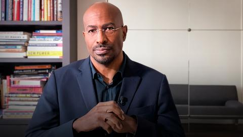 What if a US presidential candidate refuses to concede after an election? | Van Jones