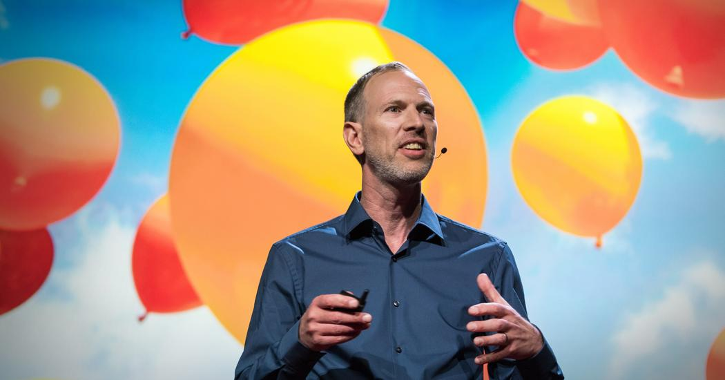 """Transcript of """"4 ways to build a human company in the age of machines"""""""