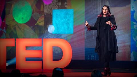 A fascinating time capsule of human feelings toward AI | Lucy Farey-Jones