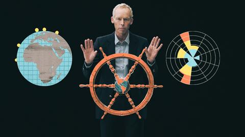 10 years to transform the future of humanity -- or destabilize the planet   Johan Rockström