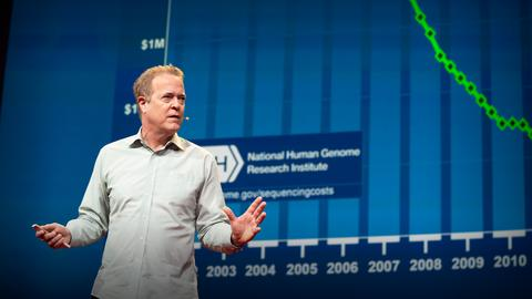 How synthetic biology could wipe out humanity -- and how we can stop it | Rob Reid