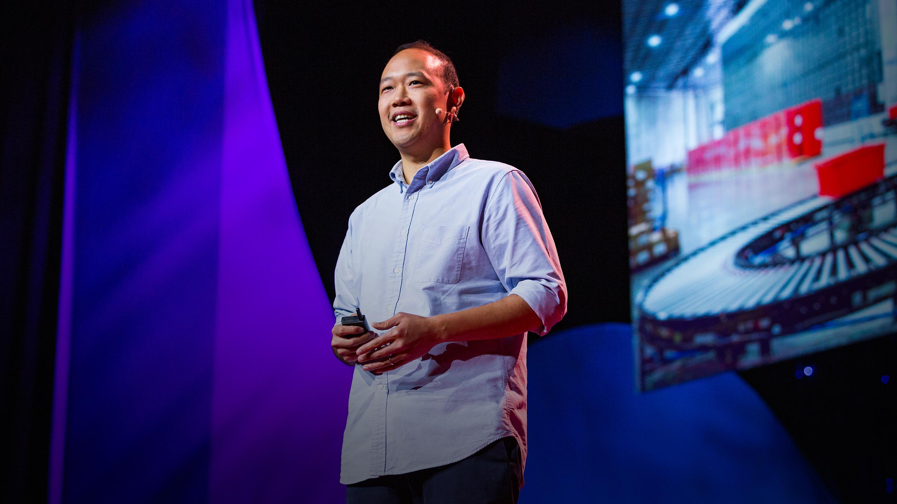 Confessions of a recovering micromanager | Chieh Huang