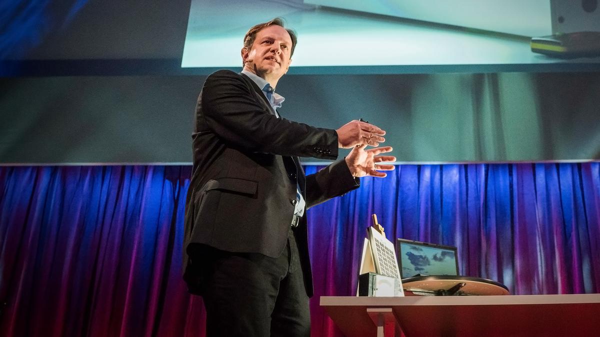 Forget Wi-Fi. Meet the new Li-Fi Internet
