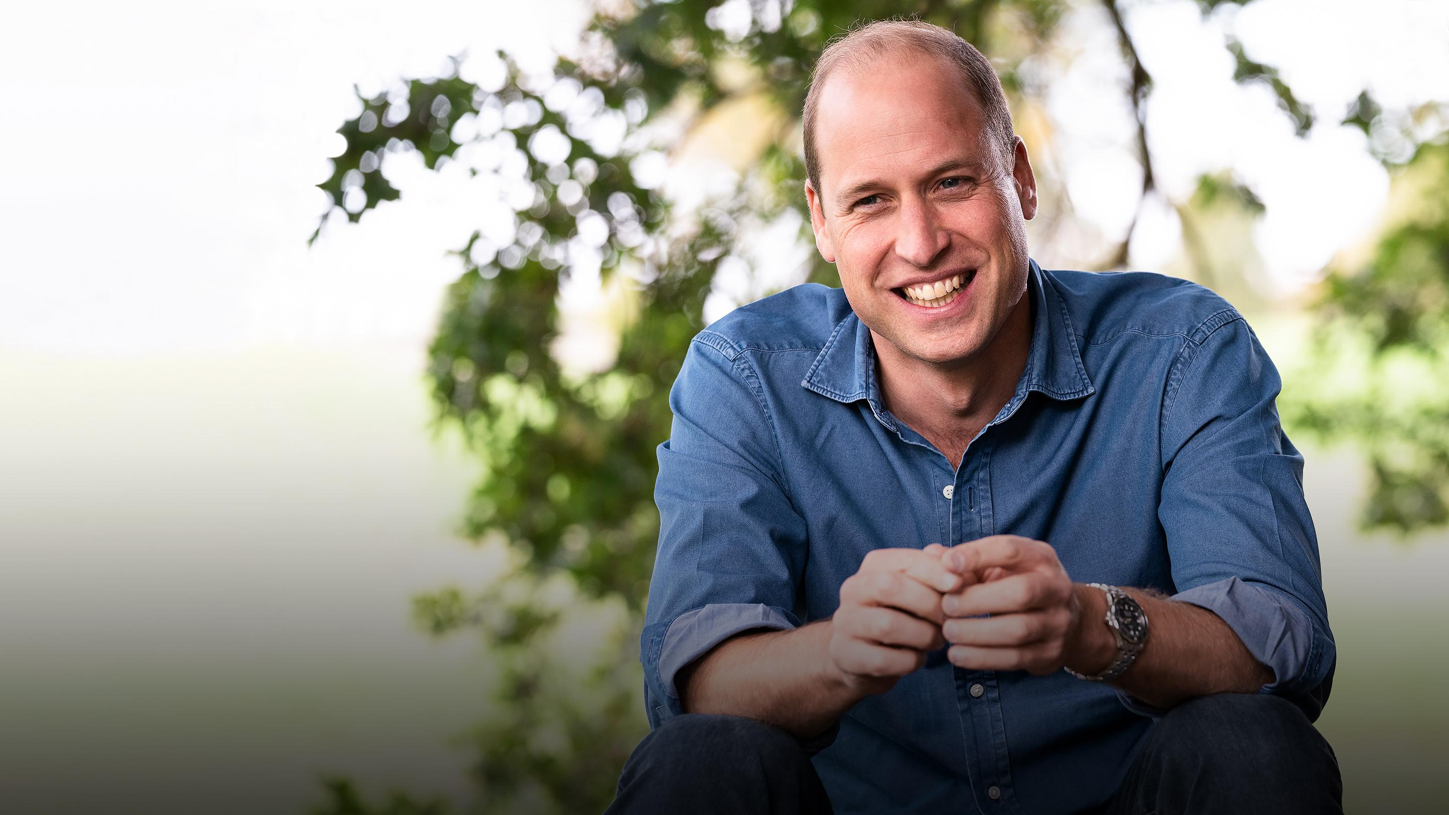 This decade calls for Earthshots to repair our planet | Prince William
