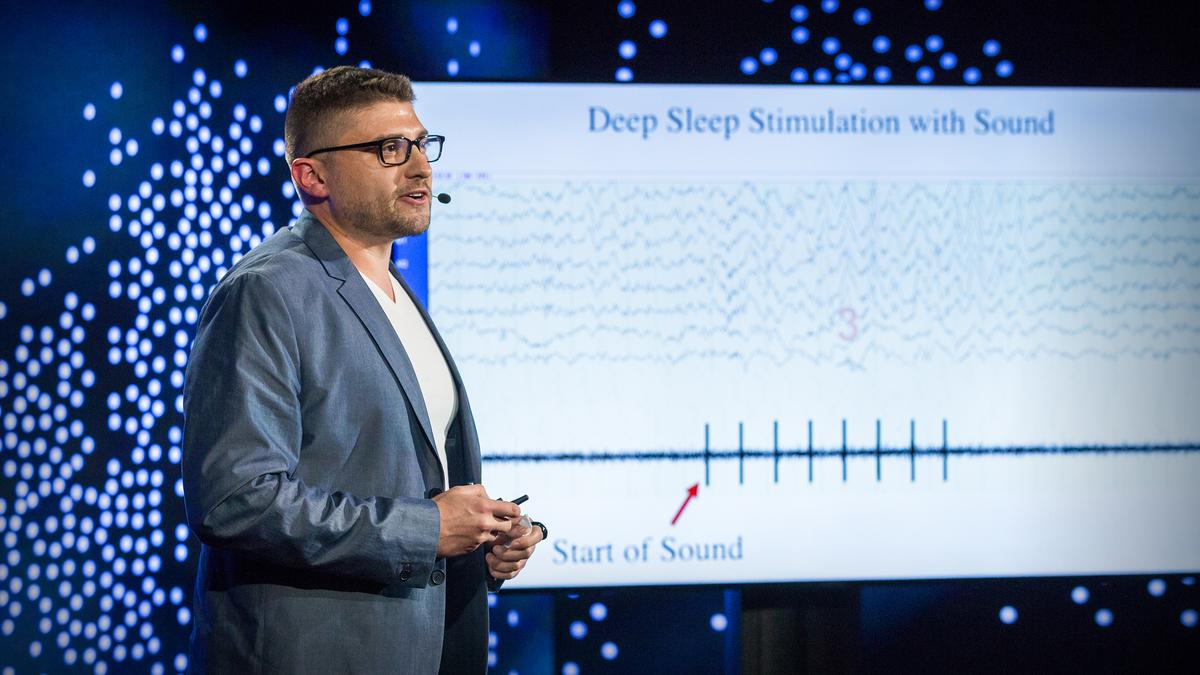 The brain benefits of deep sleep -- and how to get more of it