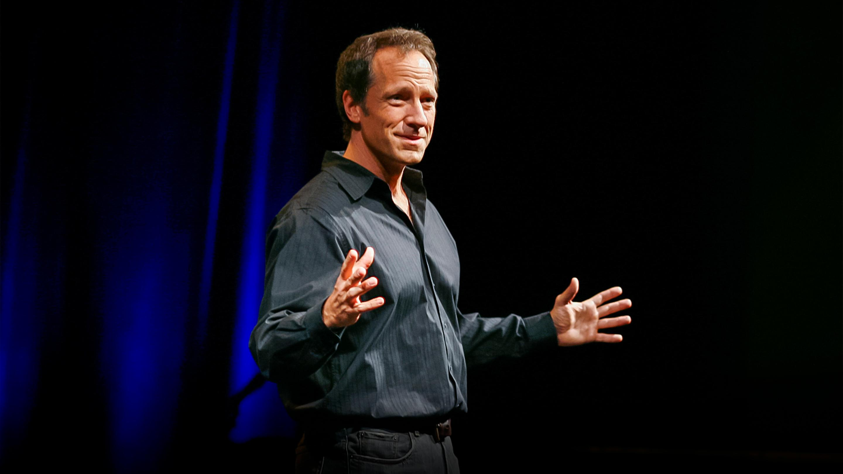Mike rowe ted talk