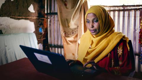 A path to higher education and employment for refugees   Chrystina Russell