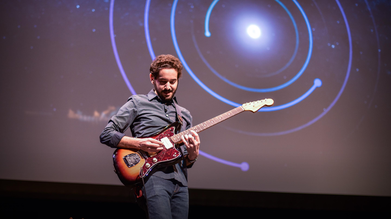 ¿Cómo suena el Universo? Una gira musical | Matt Russo
