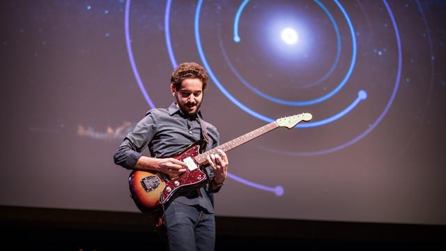 What does the universe sound like? A musical tour   Matt Russo