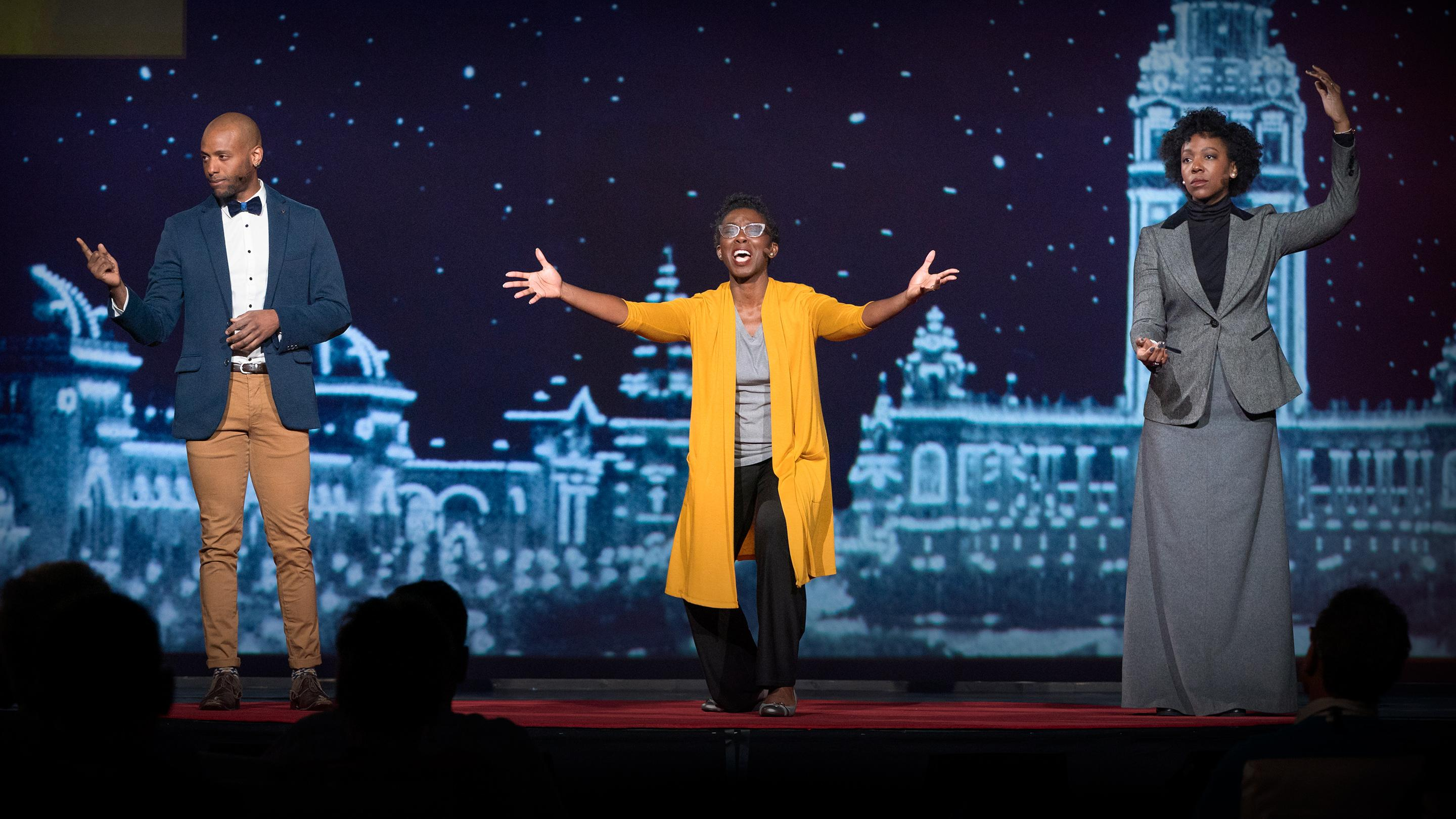 A historical musical that examines black identity in the 1901 World's Fair | Amma Y. Ghartey-Tagoe Kootin