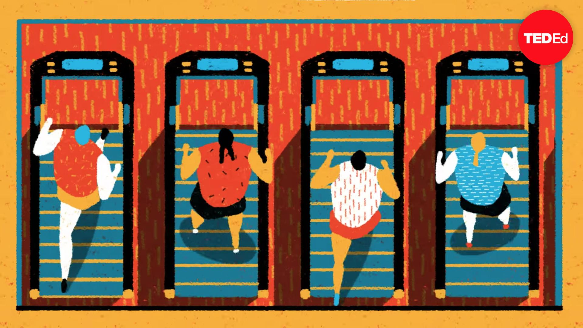 The treadmill's dark and twisted past | Conor Heffernan