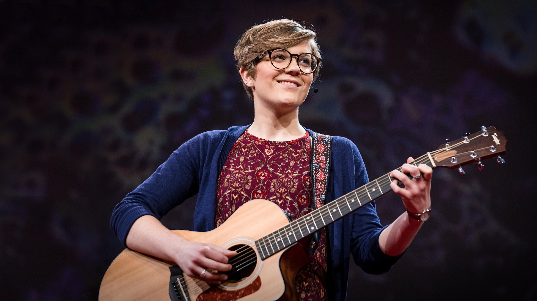 Cómo me encontré a través de la música | Anika Paulson