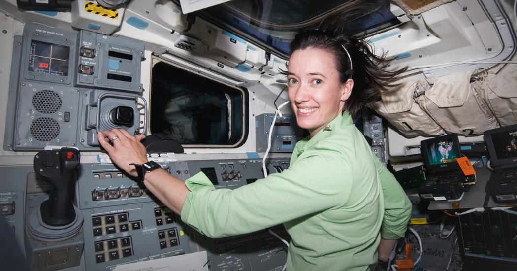 A NASA astronaut's lessons on fear, confidence and preparing for spaceflight