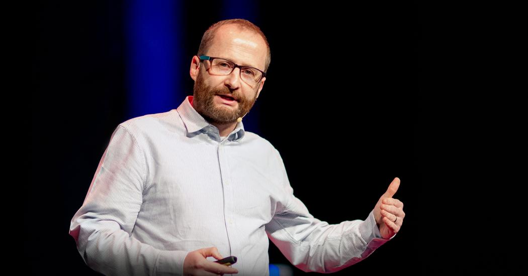 Alan Smith Why You Should Love Statistics Ted Talk