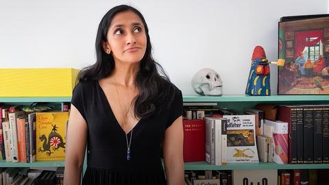 The joy of taking out the trash | Aparna Nancherla