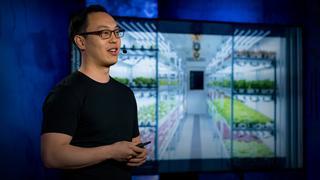 スチュアート・オダ屋内垂直農場が農業の未来なのか?