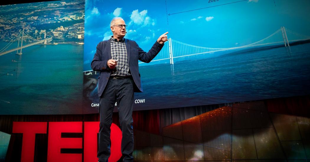 Ian Firth: Bridges should be beautiful