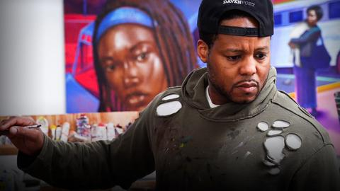Can beauty open our hearts to difficult conversations?   Titus Kaphar