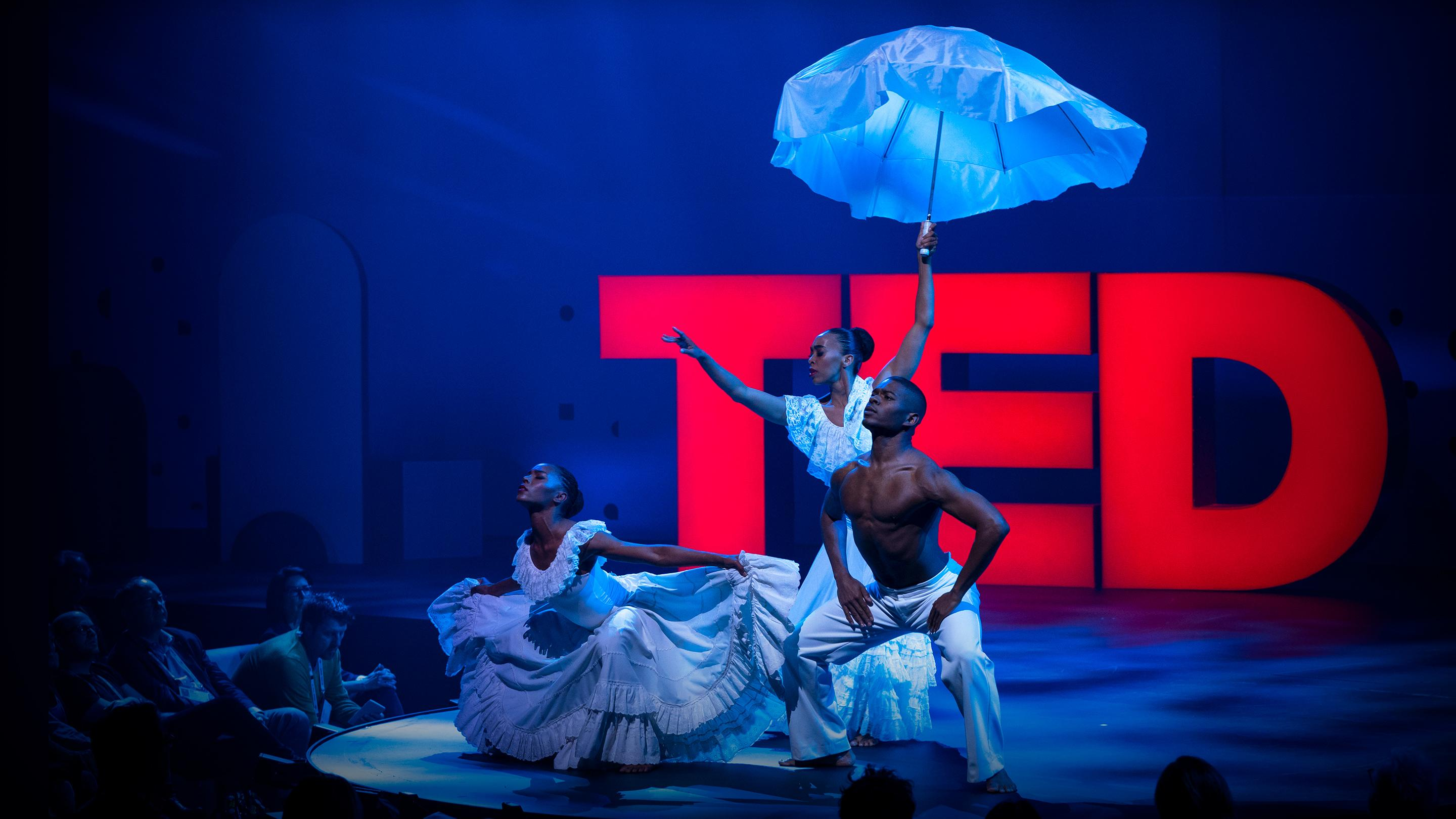 Revelations from a lifetime of dance | Judith Jamison and members of the Alvin Ailey American Dance Theater