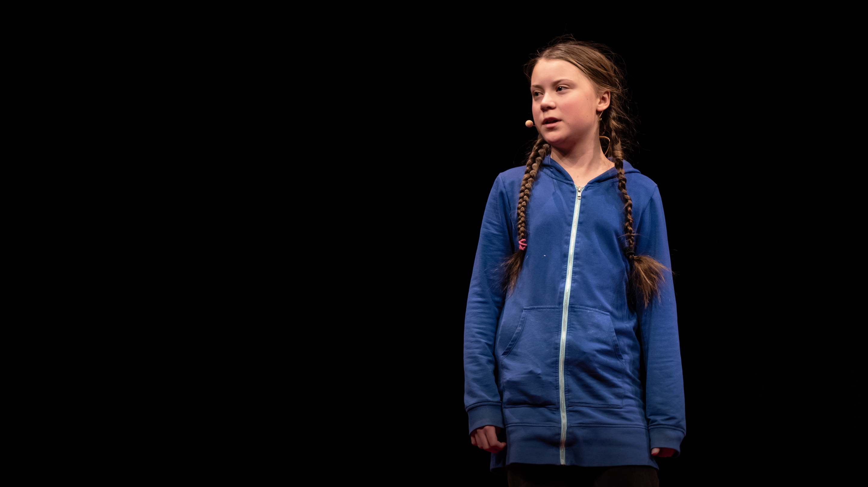 Greta Thunberg Update: TED: Ideas Worth Spreading