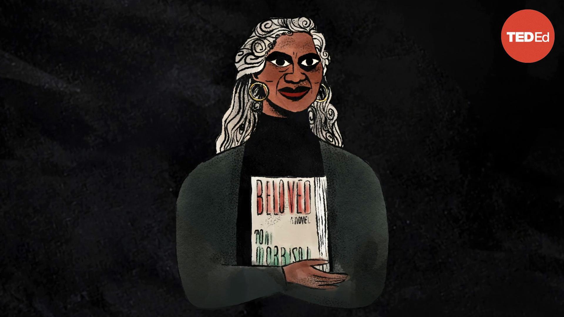 "Why should you read Toni Morrison's ""Beloved""?   Yen Pham"