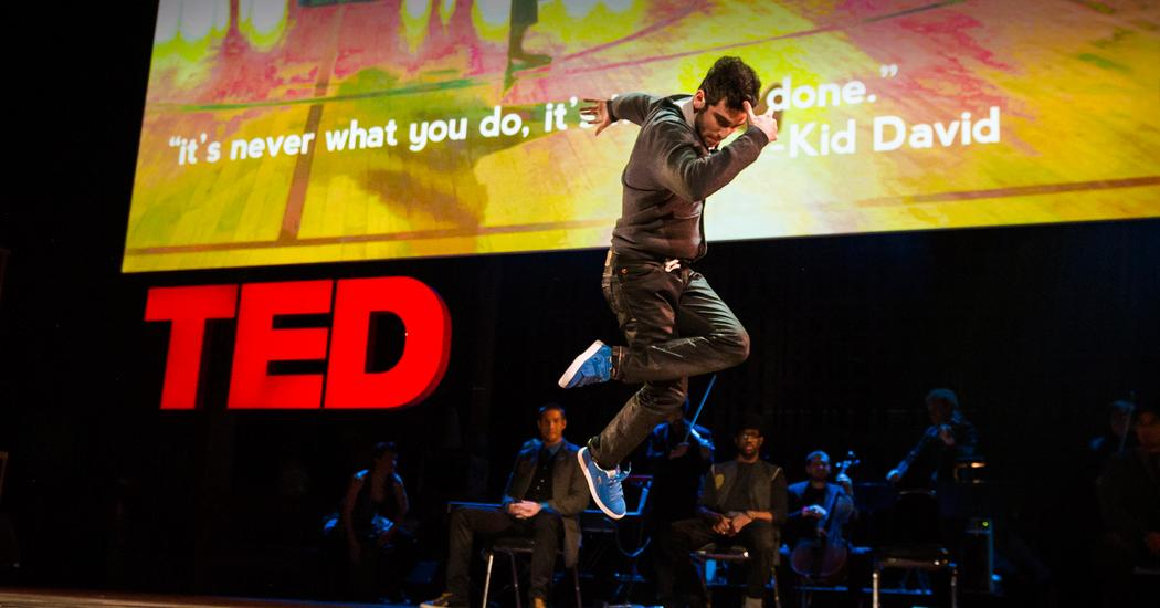The LXD: In the Internet age, dance evolves     | TED Talk