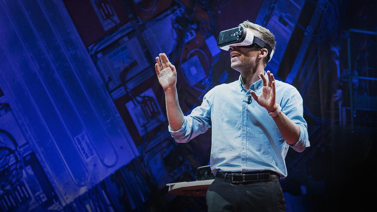 ted education VR