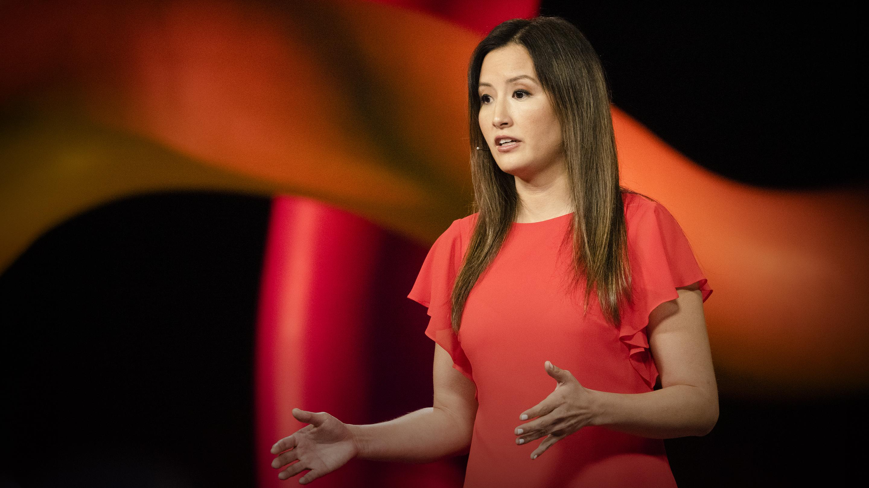 A smart bra for better heart health | Alicia Chong Rodriguez