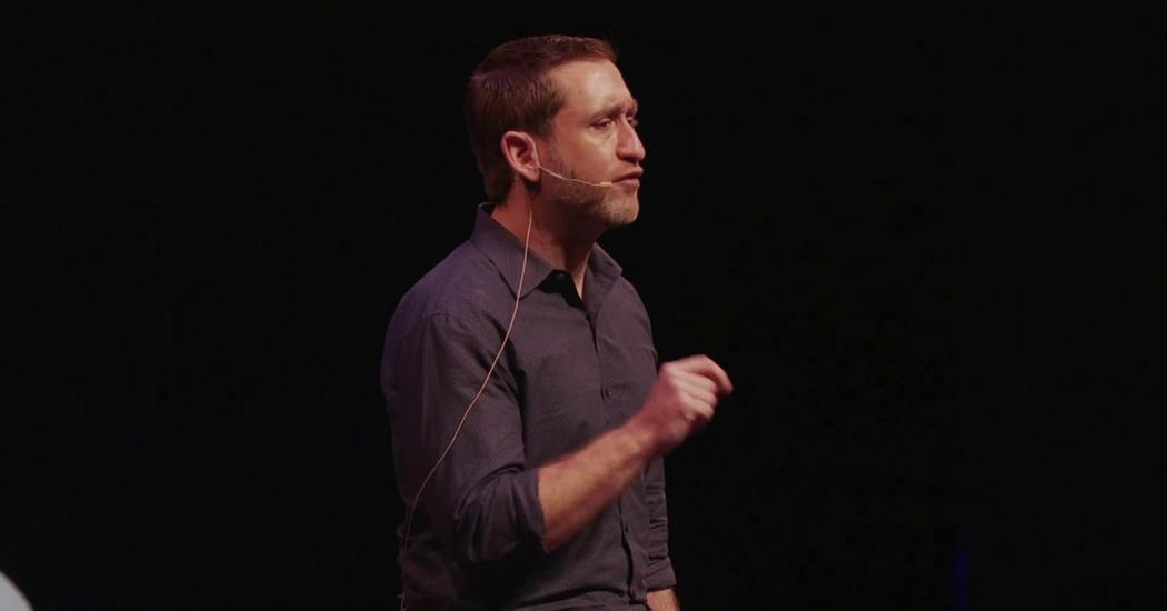"Transcript of ""Great leaders do what drug addicts do 