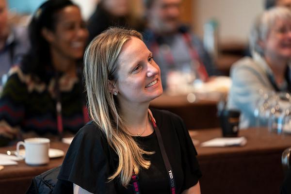 TEDWomen 2018: Showing up… | November 28-30, 2018 | Palm